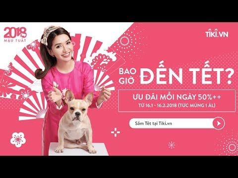 Tiki.vn - Bao Giờ Đến Tết? - Bích Phương (Full Version)