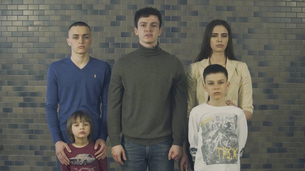 Шестун пережил клиническую смерть. Его дети поздравляют Путина.