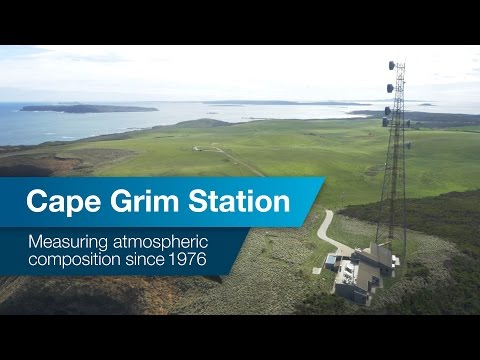 Cape Grim Station: Measuring atmospheric composition since 1976
