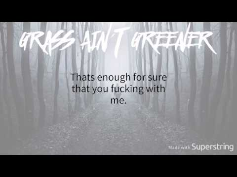 Chris Brown   Grass Ain't Greener Lyrics On Screen  mp3