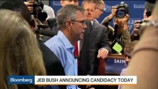 What Do Jeb Bush, Hillary Clinton Bring to the 2016 Race?