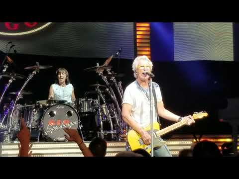 REO Speedwagon - Ridin' the Storm Out (DTE Energy Music Theatre) 8/12/2018