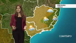 Previsão Sudeste - Temperaturas sobem
