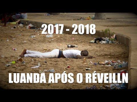 Luanda Após o Réveillon 2017 - 2018