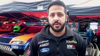 Kaique Bentivoglio   Expectativa Rally Rota SC 2016