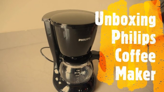 Philips Hd7431 Coffee Maker Unboxing In English Youtube