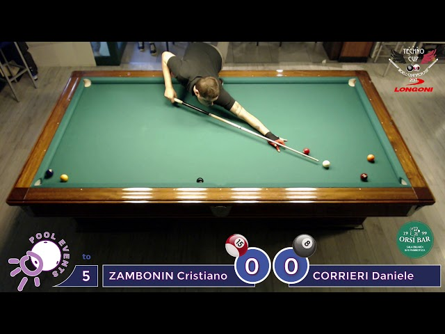ZAMBONIN Cristiano vs CORRIERI Daniele