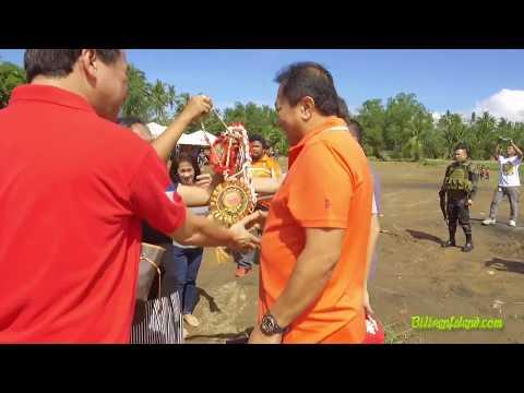 House Speaker Alvarez visits Biliran