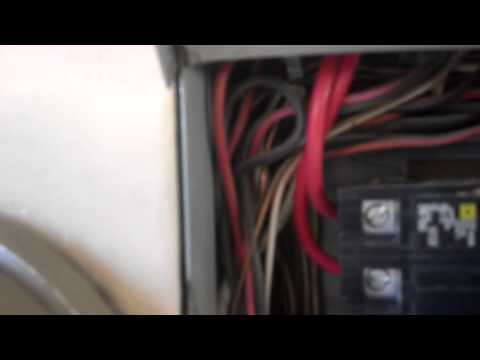Main Supply Panel Clean up