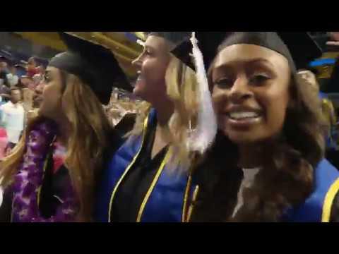 2017 UCLA Student-Athlete Graduation Celebration