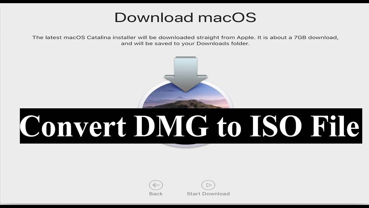 Dmg to iso converter free mac os