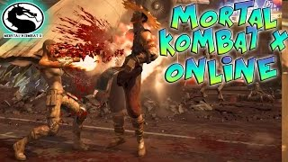 Mortal Kombat X Online - DON