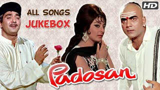 Padosan All Songs Jukebox (HD) | Sunil Dutt, Saira Banu, Mehmood | Classic Bollywood Hit Songs