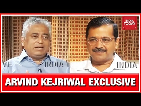 Arvind Kejriwal Exclusive Interview With Rajdeep Sardesai | Why AAP-Congress Alliance Talks Failed