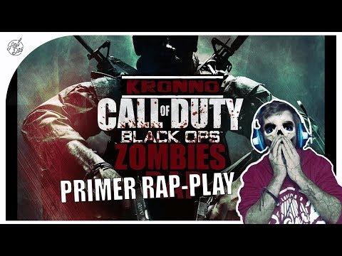 REACCIÓN | Kronno - Call Of Duty Black Ops Zombies RAP (calidad mejorada) (OFFICIAL)(Explicit)