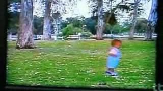 Yes dear pilot episode Sammy walking on water.
