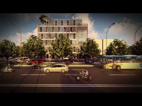 Architectural Animation | RSM Headquarter Turin, Italy (prod. MALO)