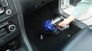 더쎈 차량용 청소기동영상