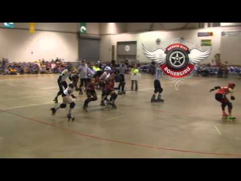 Rubber City Rollergirls May Highlights