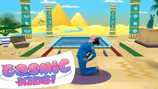 Alan the Camel | A Cosmic Kids Yoga Adventure!(Episode 26 | Alan the Camel | A Cosmic Kids Yoga Adventure! Download this video: https://cosmickids.vhx.tv/buy/alan-the-camel A fun yoga story for kids aged ..., 2015-09-01T05:00:01.000Z)