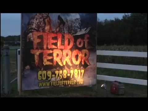 East Windsor Vol Fire Co 2 Protects Field of Terror
