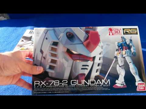Gundam RX-78-2 Real Grade 1/144