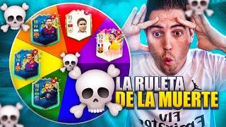 TIENES QUE VER LA RULETA DE LA MUERTE !! DISCARD CHALLENGE