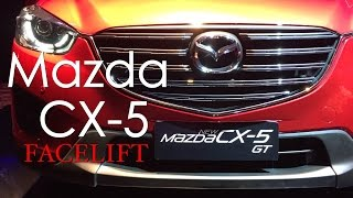 Mazda CX-5 Facelift Indonesia (Pandangan Pertama)