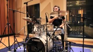 Yamaha Stage Custom Birch Recording Session