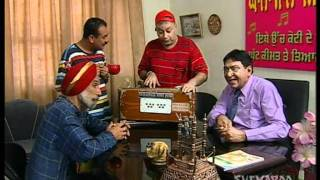 Dreams Of Canada - Punjabi Comedy Clips - Tabbar Sheikh Chillian Da
