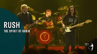 Watch Rush The Spirit Of Radio video