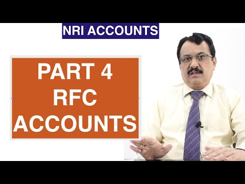 NRI ACCOUNTS - PART 4 RFC ACCOUNTS