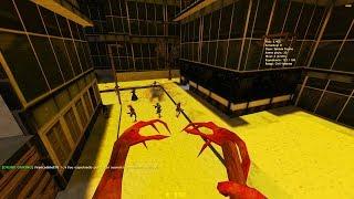 Counter-Strike: Zombie Escape Mod - ze_Black_Hawk_Warz on DrunkGaming