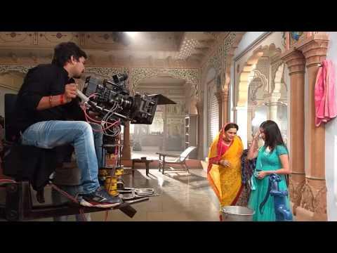 Behind the scenes of diya aur baati hum