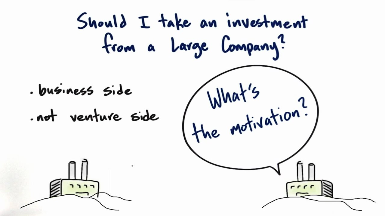 Investments - How to Build a Startup