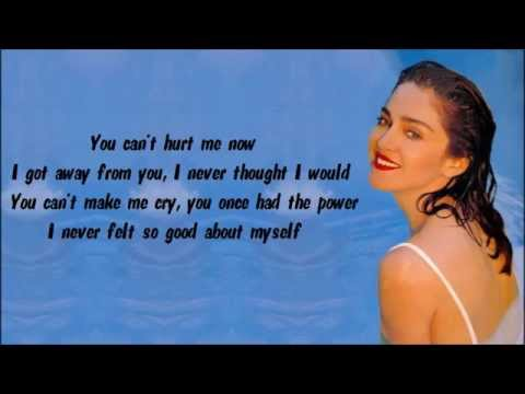 Madonna - Oh Father Karaoke / Instrumental With Lyrics On Screen