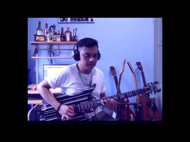 "Wahyu Ibrahim - ""Never Give Up"" (ORIGINAL SONG) Live in Studio"