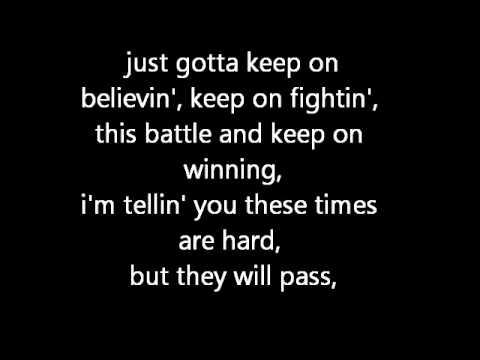 Keep On-Kendra Sabina (Lyrics)