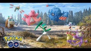 Noticias de Pokémon Go - ¡Formas evolutivas descubiertas en la región de Sinnoh!