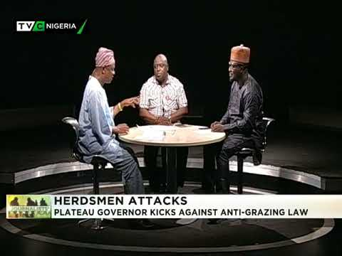 Journalis Hangout| 12th Jan. 2018| Herdsmen Attack