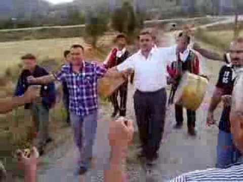 Sinop Boyabat Yabanlı Köyü Sabri Özalp'ın Düğünü 2