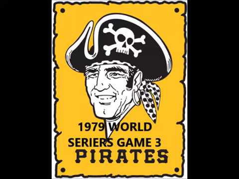 1979 WORLD SERIERS GAME 3