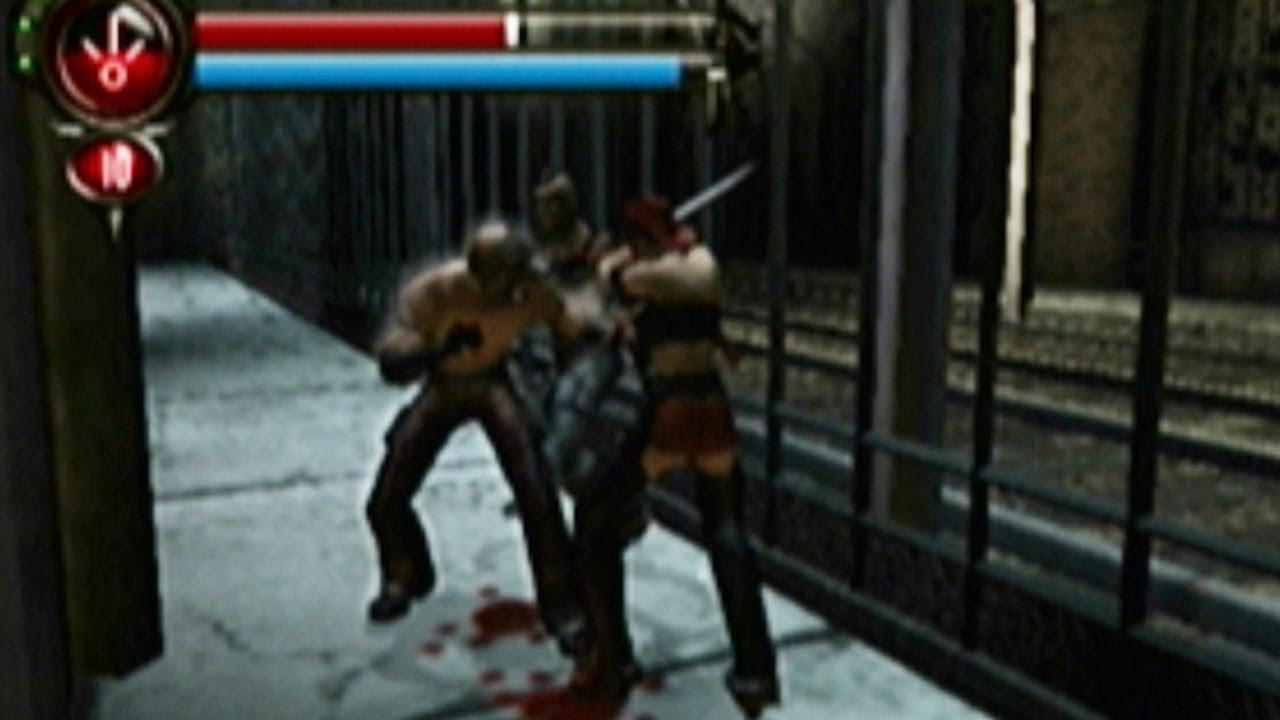 Cgrgameplay Bloodrayne 2 Ps2 Level 2 Part 2 Walkthrough Youtube