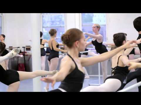 Joffrey Ballet School NYC Summer Ballet Intensive Program