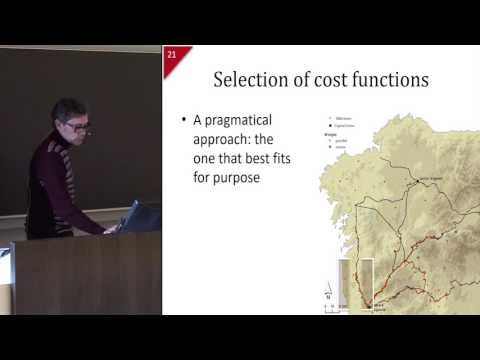 Postdicting Roman Roads in the NW Iberian Peninsula
