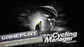 Pro Cycling Manager Season 2013: Le Tour de France Gameplay PC HD