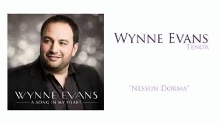 "Wynne Evans - tenor - ""Nessun Dorma"""