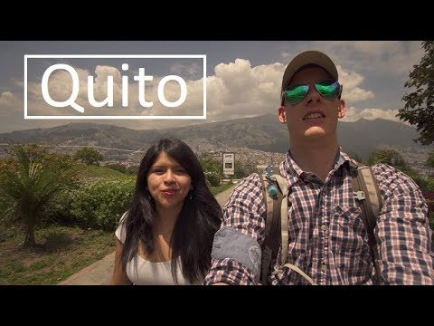 Quito Ecuador best sights to see in 2018 | 4k | Drone