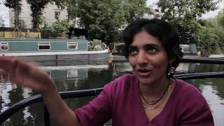 Living on a Houseboat / Narrowboat (Documentary)