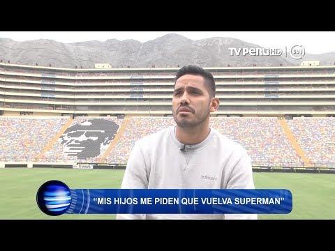 TV PERÚ DEPORTES - Raúl Fernández - 28/05/2017
